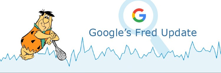 googles fred update