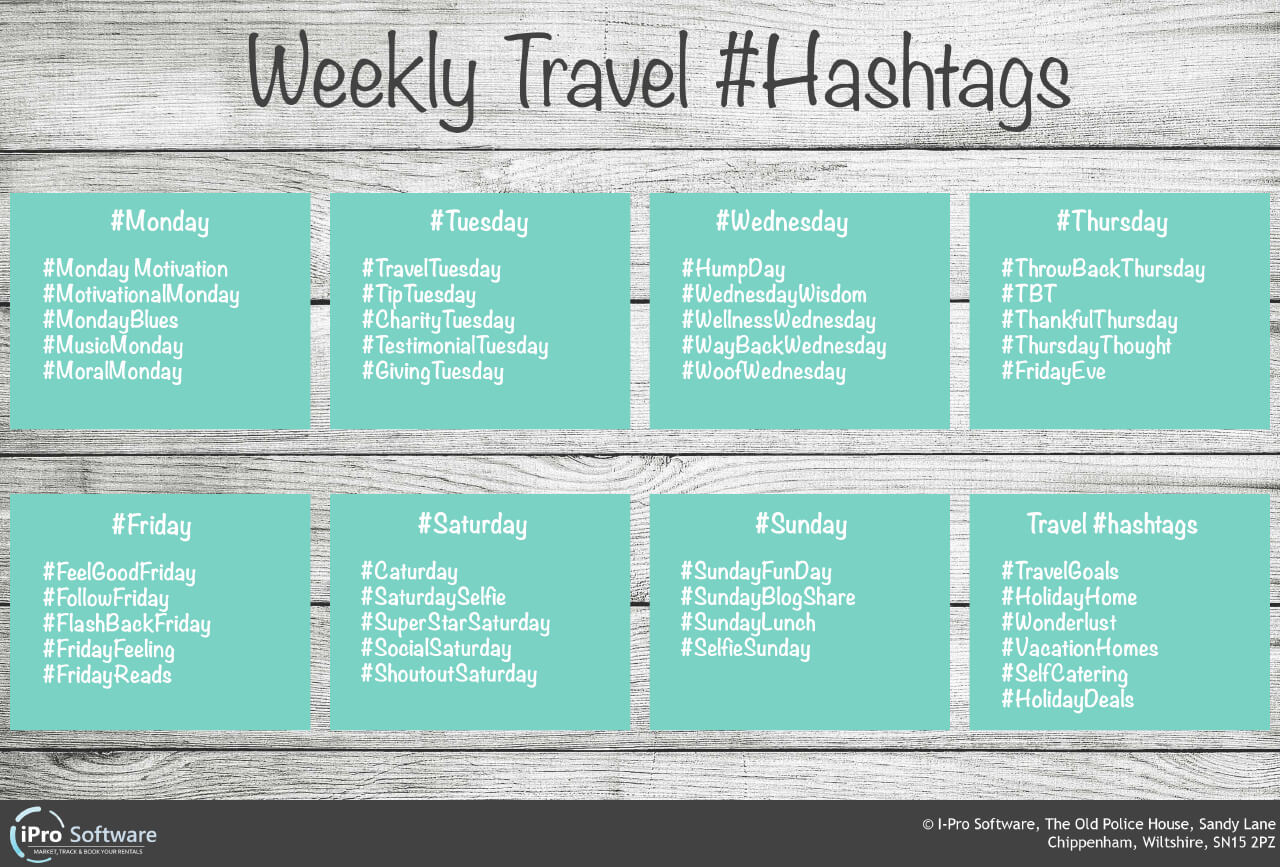 awareness weeklyhashtags