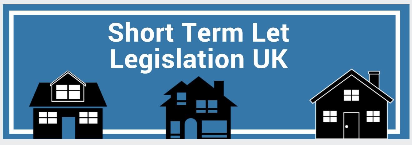 Short-Term Holiday Let Legislation UK - Online Booking