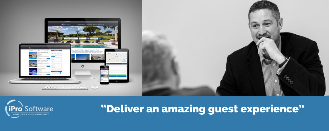 Deliver an amazing guest experience